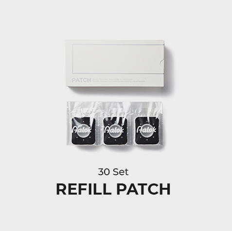 LED PATCH<br>- Refill PATCH -