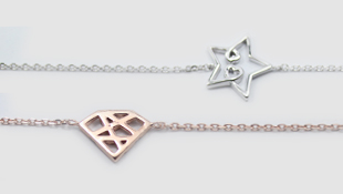 <strong>BEST/B1A4 X JAVISI jewelry</strong>simple bracelet