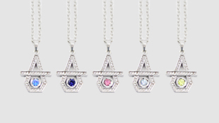 <strong>BEST/B1A4 X JAVISI jewelry</strong>B1A4 birthstone necklace