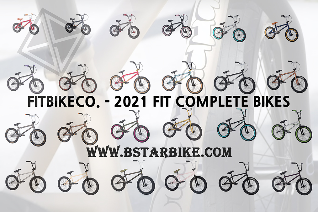 2021 FIT BIKE CO