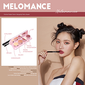 BLESSED MOON KIT (MELOMANCE)