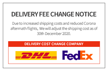 Delivery Fee Change Notice