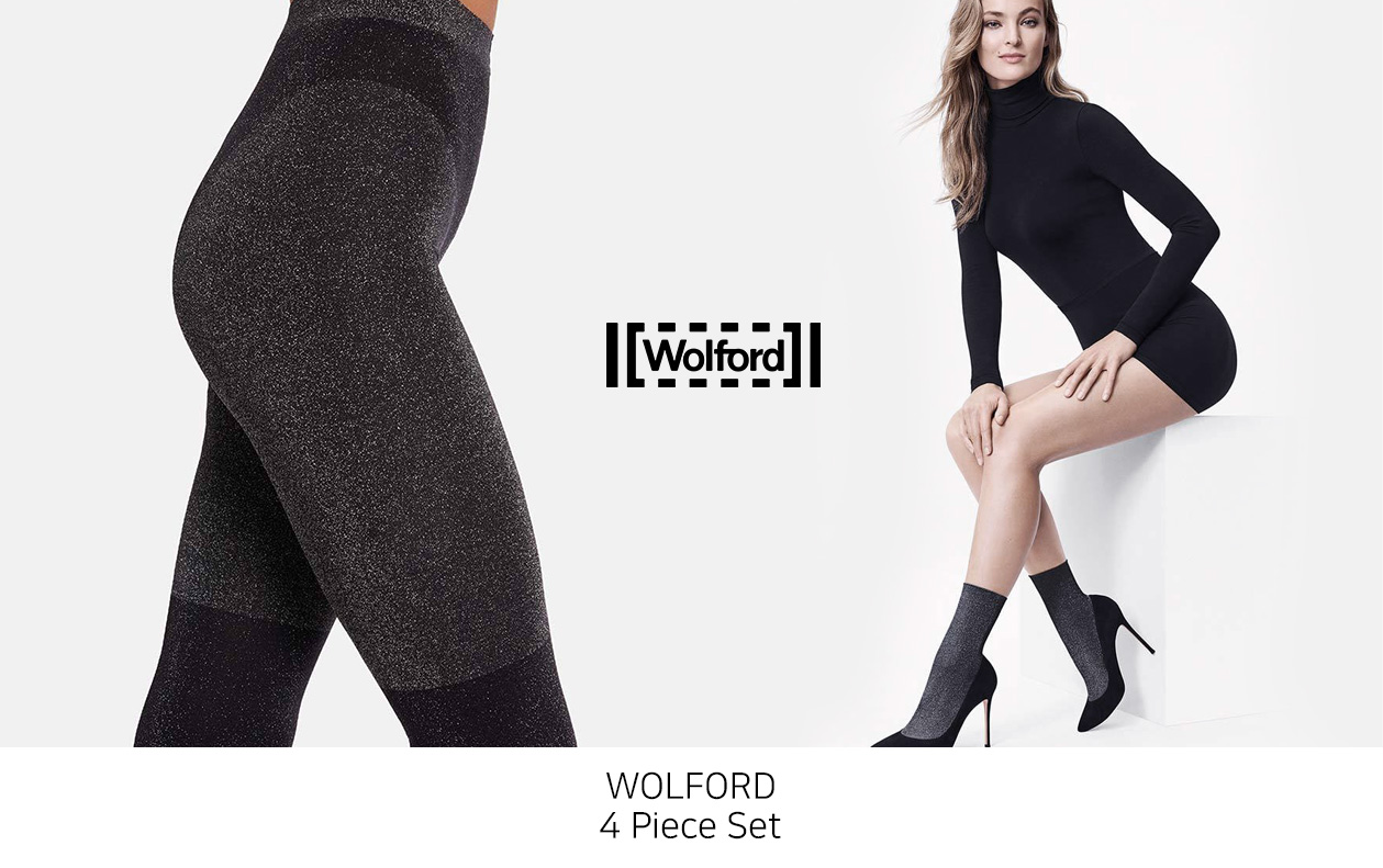 WOLFORD _ 4 Piece Winter Gift Set